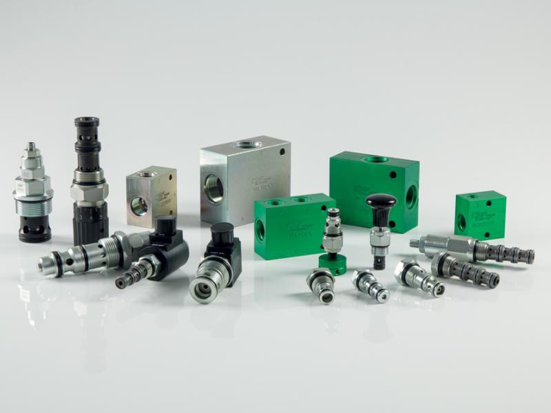 Photo composants hydrauliques Divers Hydea